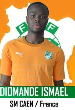 Ismaël Tiémoko DIOMANDE