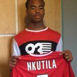 Marlon NKUTILA intègre le centre de formation du VAFC