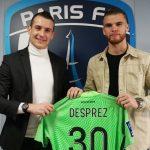 Didier Desprez vient de s'engager pour un an et demi au Paris FC